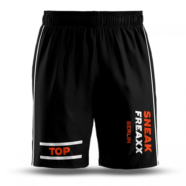 "SHORTS - BLACK #3 ""TOP EDITION"""