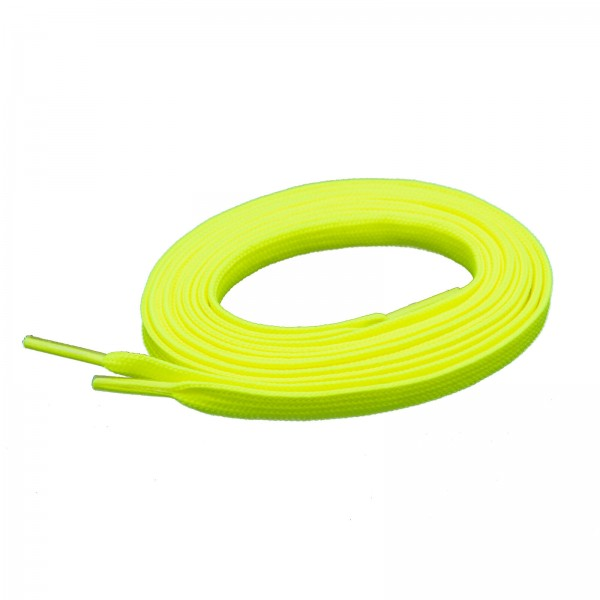 "NEON LACES 120 mm ""YELLOW"""