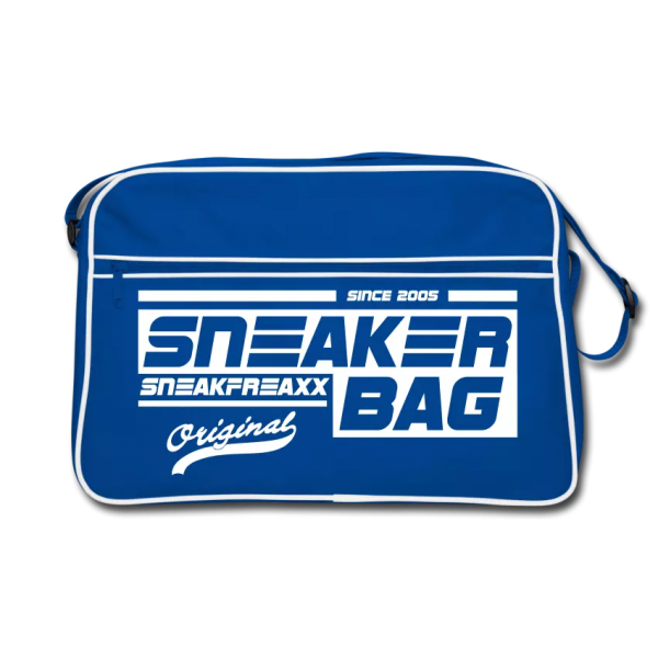 SNEAKFREAXX SNEAKER BAG - BLACK