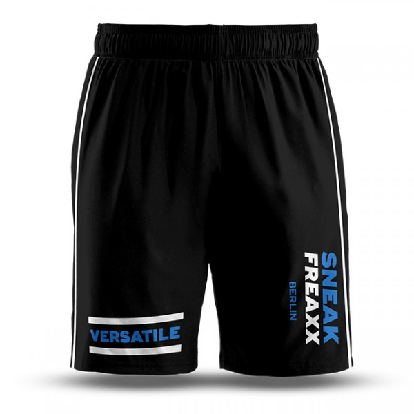 "SHORTS - BLACK #3 ""VERSATILE EDITION"""
